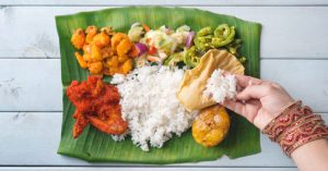 Read more about the article The Health Benefits Of Eating On A Banana Leaf