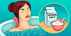 Read more about the article Epsom Salt Bath Pulls Toxins Out of Your Body, Reduces Inflammation, Improves Blood Flow and Stiff Joints