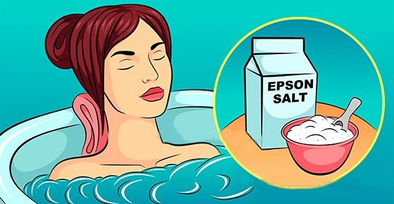 You are currently viewing Epsom Salt Bath Pulls Toxins Out of Your Body, Reduces Inflammation, Improves Blood Flow and Stiff Joints