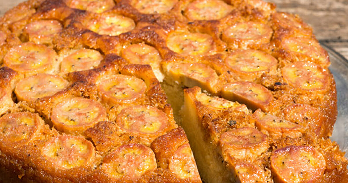 You are currently viewing Banana Cake Without Flour, Sugar, or Milk – Unforgettable Taste Will Make Guests Scream for More