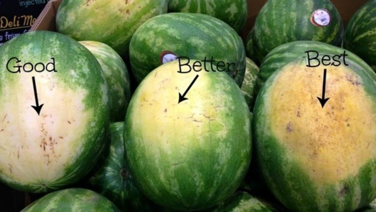 You are currently viewing How To Choose The Sweetest Watermelon