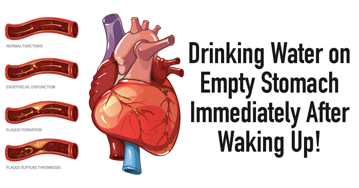 You are currently viewing Why Drinking Water First Thing After Waking, Has Huge Health Benefits