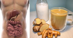 Read more about the article Turmeric And Ginger With Coconut Milk: Drink Before Bed To Cleanse Entire Body