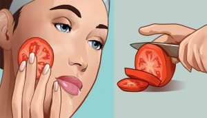 Read more about the article If You Rub A Freshly Cut Tomato On Your Face For 3 Seconds, Here's The Incredible Effect