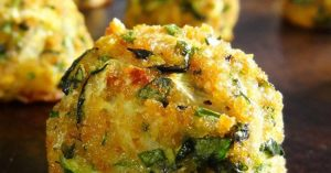 Read more about the article Healthy & Delicious Zucchini Garlic Bites